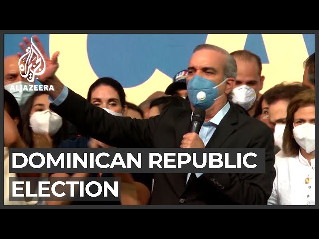 Dominican opposition declares victory in coronavirus-hit election