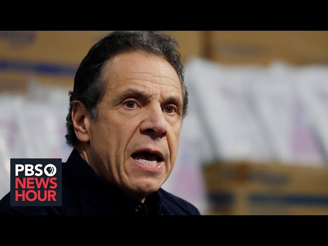 WATCH LIVE: New York governor gives coronavirus update -- July 6, 2020