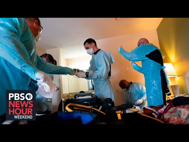 Drug overdoses: The hidden epidemic in the pandemic