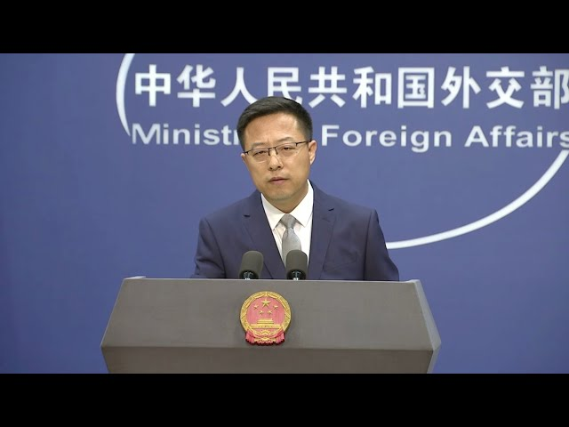 Beijing announces sanctions against 11 Americans