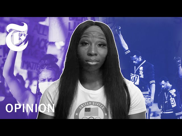 Why The Olympics Punished Me For Protesting | NYT Opinion
