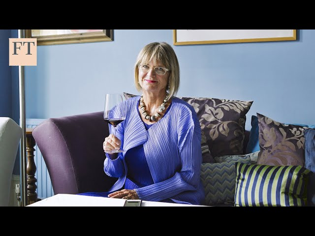Jancis Robinson: 'California's new winemakers didn't want to conform' I FT