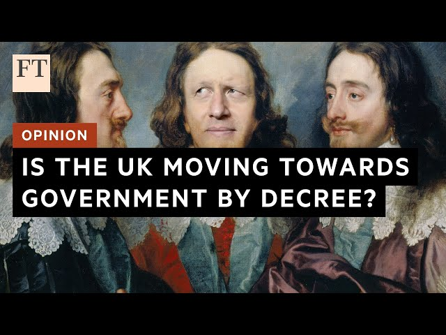 Opinion: is the UK moving towards government by decree?