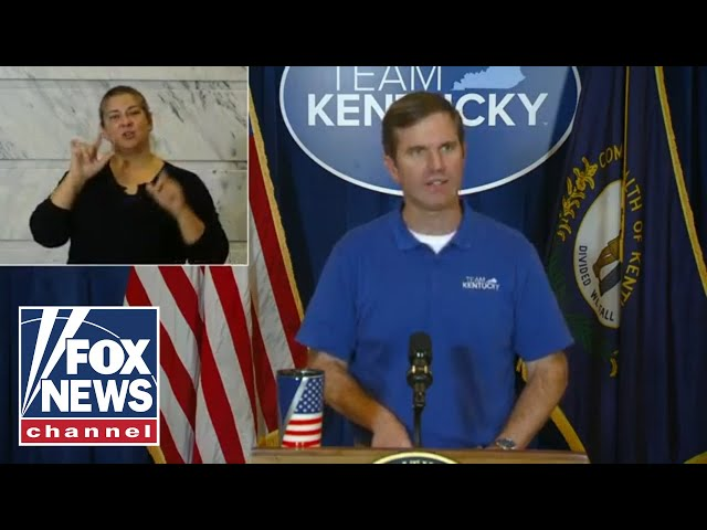 Live: Kentucky Governor delivers remarks on COVID-19 response