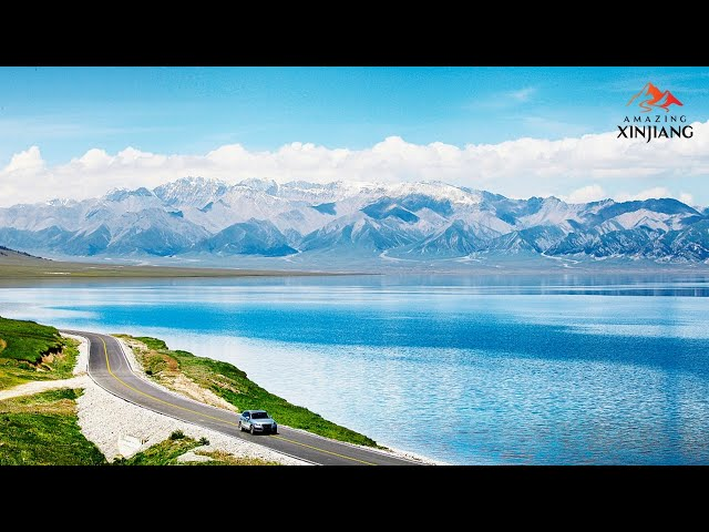 Live: Journey to the 'last tear of the Atlantic' – Sayram Lake in #AmazingXinjiang 探秘新疆赛里木湖