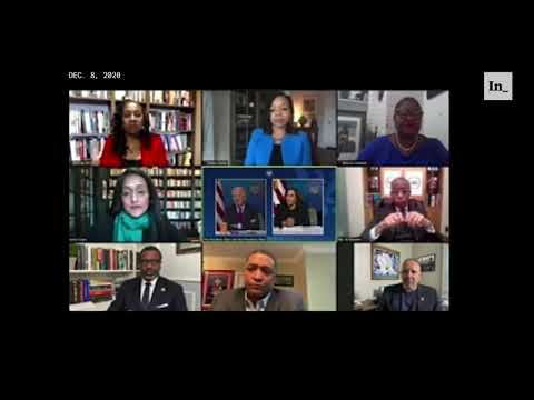 President-elect Biden's Call with Civil Rights Leaders