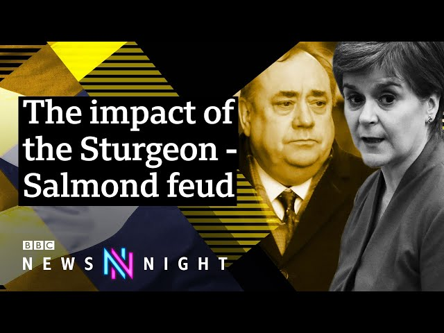 The Salmond-Sturgeon feud: What happened? night