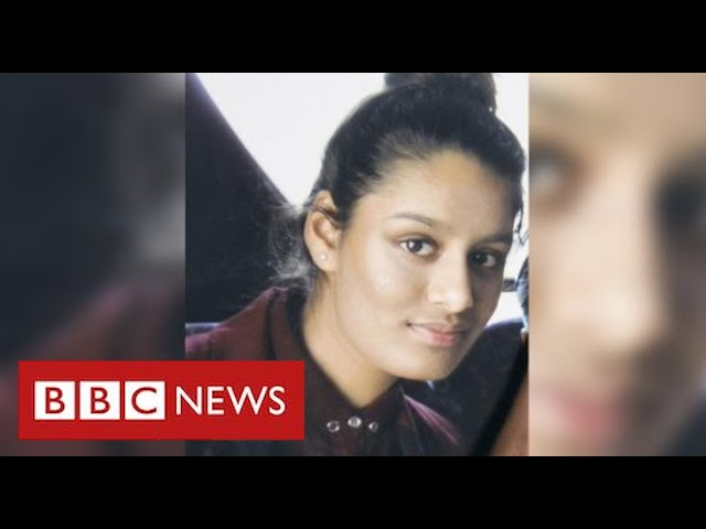 Shamima Begum cannot return to UK says Supreme Court