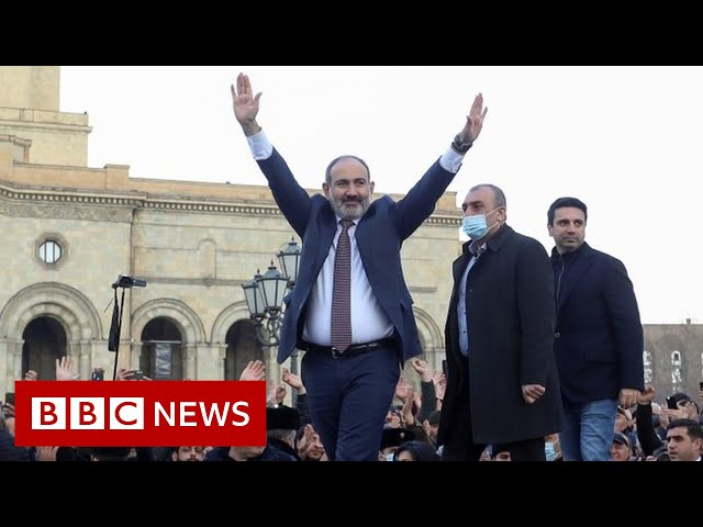 Armenia PM accuses army of attempted coup