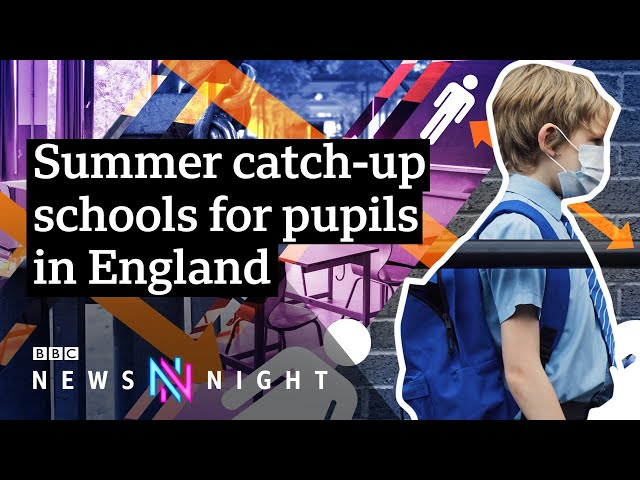 Education and Covid: How could children make up for lost school time? night
