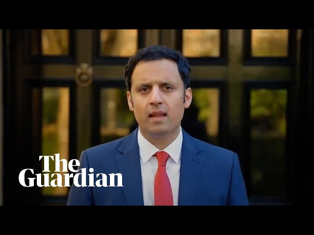 'We haven't been good enough': Anas Sarwar pledges to rebuild Scottish Labour as leader