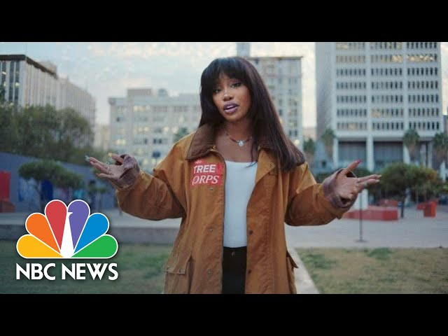 'Good Days': Singer SZA On Her Pandemic Mantra | NBC News