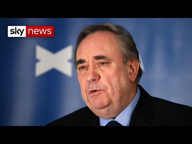 Alex Salmond refuses to apologise after trial as Alba Party seeks election success