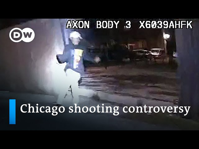 Chicago police release footage of shooting of unarmed 13-year-old
