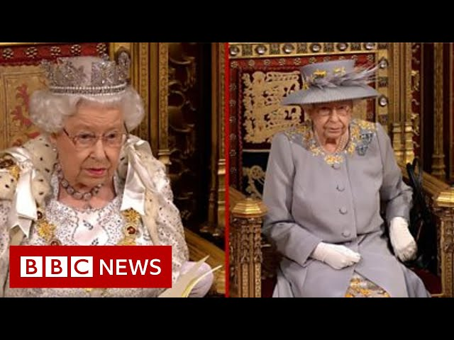 Queen's Speech: How this year was different to before