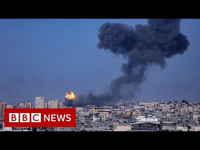 Fears of war as Israel-Gaza violence escalates