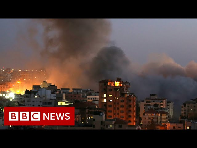 Why is the conflict in Israel and Gaza escalating?