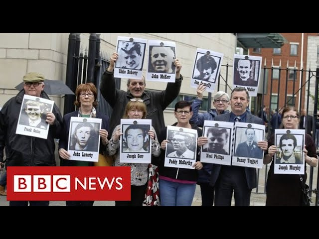 "10 people killed in 1971 ""Ballymurphy massacre"" by British troops were ""entirely innocent"""