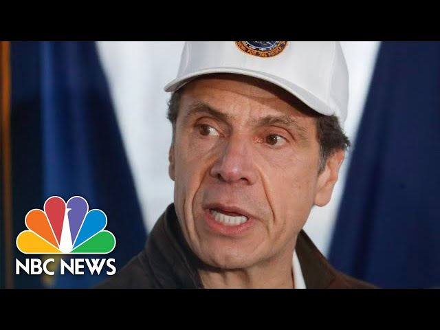 Live: New York Gov. Andrew Cuomo Holds Covid-19 Briefing | NBC News