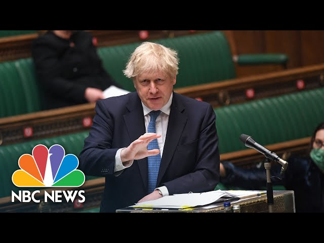Boris Johnson Announces Public Inquiry Into U.K.'s Covid Response
