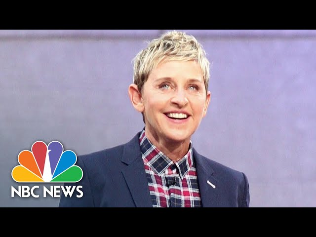 'The Ellen DeGeneres Show' To End in 2022