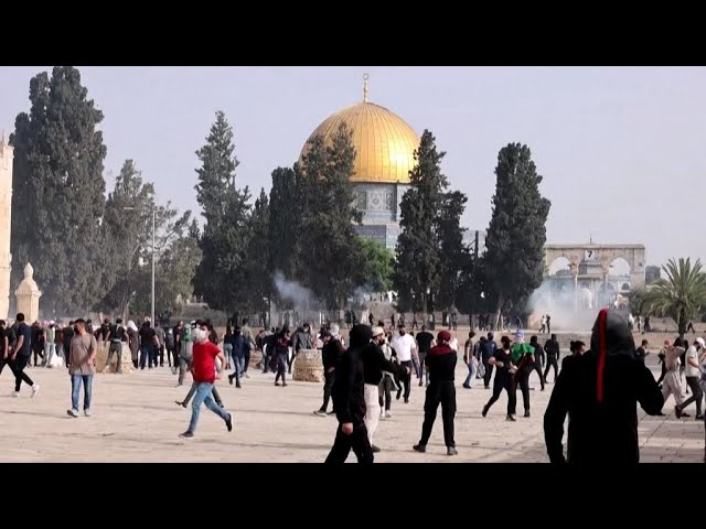 Jerusalem: Why are tensions soaring?