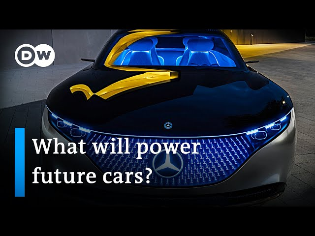 Electric batteries, fuel cells, hydrogen fuel: Carmakers look for energy solutions
