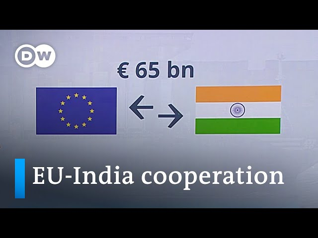 Europe and India plan deeper economic cooperation